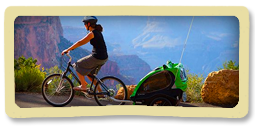 Biking the Grand Canyon with Bright Angel Bicycles