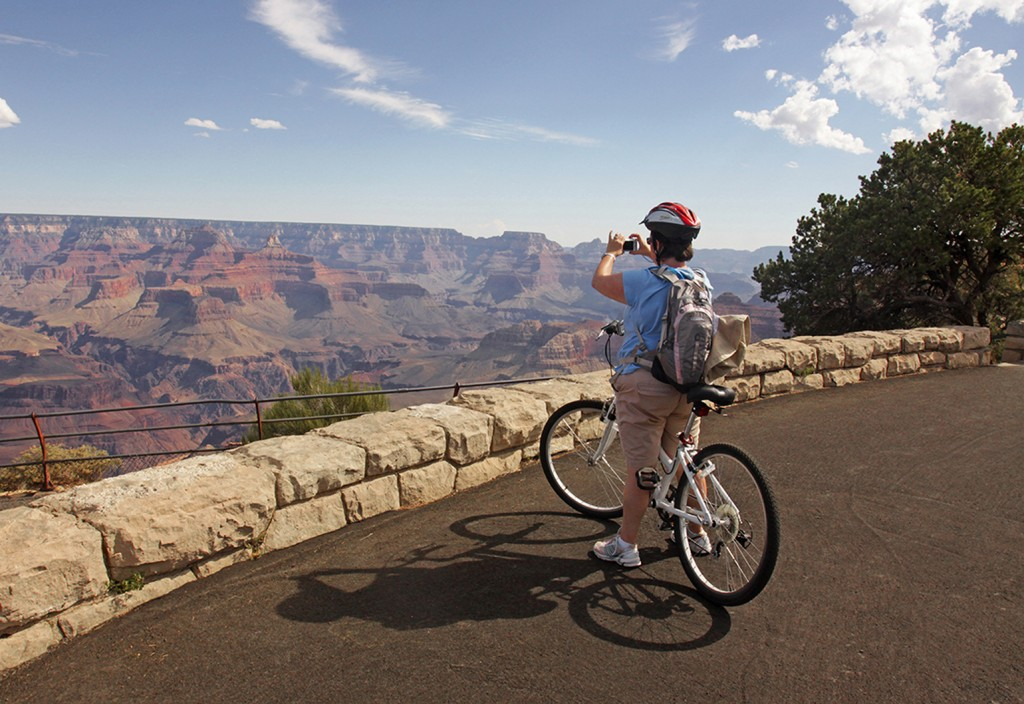 Grand Canyon Tours by Bicycle