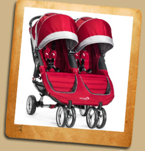 Grand Canyon Double Stroller Rental