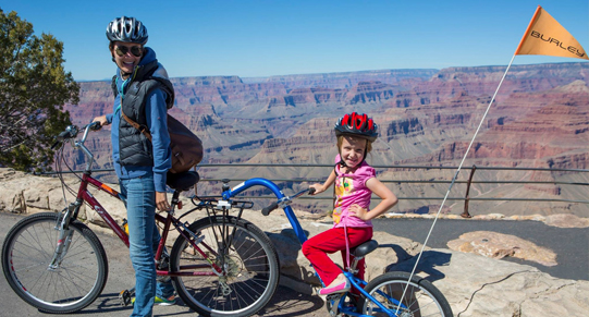 c8c59ce0c099 Grand Canyon 2 Day Itinerary Geared for Kids - Bike Grand Canyon